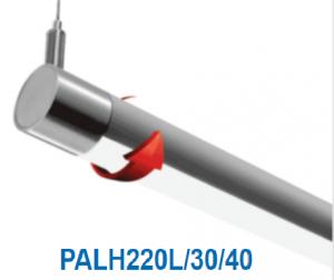 Đèn lắp nổi, treo trần 49w PALH220L/30/40