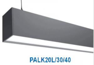 Đèn lắp nổi, treo trần 24w PALK20L/30/40