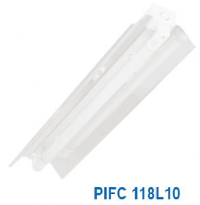 Đèn vòm phản quang 1x10w PIFC 118L10