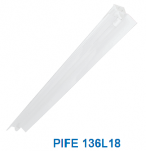 Đèn vòm phản quang 1x18w PIFE 136L18