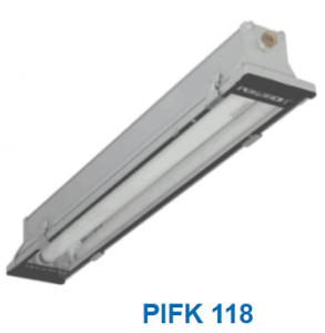Đèn chống thấm, chống bụi 1x18w PIFK 118