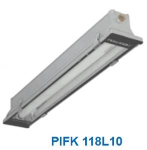 Đèn chống thấm, chống bụi 1x10w PIFK 118L10
