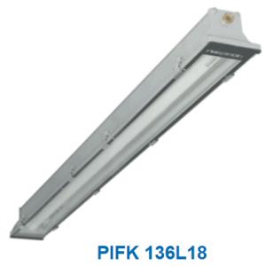 Đèn chống thấm, chống bụi 1x20w PIFK 136L18