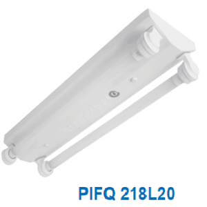 Máng đèn chữ V (V- shape) 2x10w PIFQ 218L20