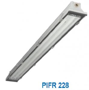 Đèn chống thấm, chống bụi 2x28w PIFR 228
