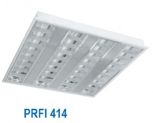 Máng huỳnh quang âm trần hoặc gắn nổi 4x14w PRFI 414