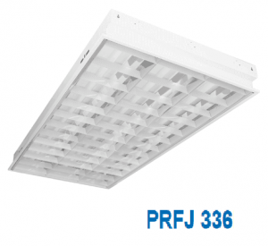 Máng đèn huỳnh quang âm trần 3x36w PRFJ 336