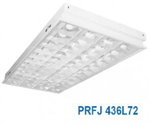 Máng đèn led âm trần 4x18w PRFJ 436L72