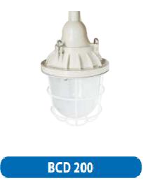 Đèn phòng chống nổ 26w BCD 200
