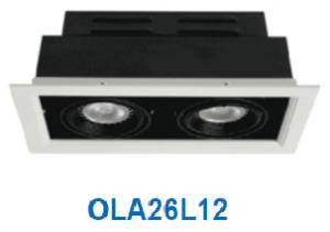 Đèn led downlight gắn âm 12w OLA26L12/30/42/65
