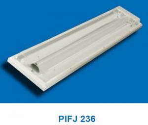 Đèn phòng sạch 2x36w PIFJ 236