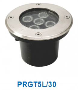 Đèn led âm sàn 5w PRGT5L/30