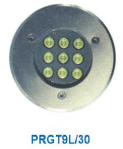 Đèn led âm sàn 9w PRGT9L/30