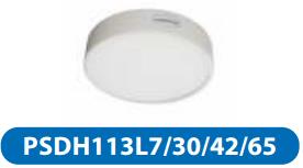 Đèn led downlight gắn nổi 7w PSDH113L7/30/42/65