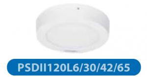 Đèn led downlight gắn nổi 6w PSDII120L6/30/42/65