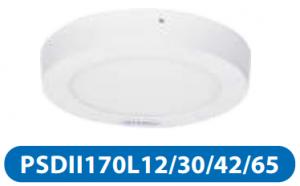 Đèn led downlight gắn nổi 12w PSDII170L12/30/42/65