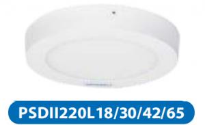 Đèn led downlight gắn nổi 18w PSDII220L18/30/42/65