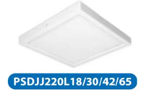Đèn led downlight gắn nổi 18w PSDJJ220L18/30/42/65