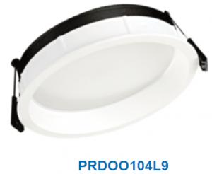 Đèn led downlight gắn âm 9w PRDOO104L9