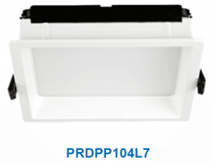 Đèn led downlight gắn âm 7w PRDPP104L7