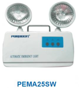 Đèn sạc khẩn cấp 2x3w PEMA25SW