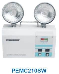 Đèn sạc khẩn cấp 2x10w PEMC210SW