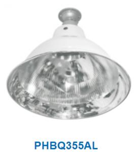 Đèn cao áp kiểu HIBAY E40 150W PHBQ355AL