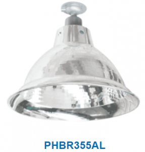 Đèn cao áp kiểu HIBAY E40 150W PHBR355AL