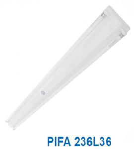 Máng đèn chữ V (V- shape) 2x20w PIFA 236L36