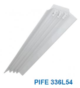 Đèn vòm phản quang 3x18w PIFE 336L54