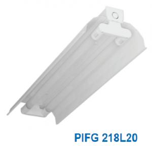 Đèn vòm phản quang 2x10w PIFG 218L20
