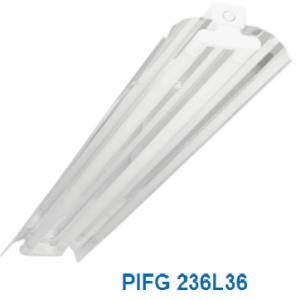 Đèn vòm phản quang 2x18w PIFG 236L36
