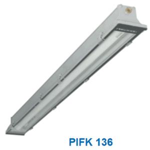 Đèn chống thấm, chống bụi 1x36w PIFK136