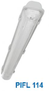 Đèn chống thấm, chống bụi 1x14w PIFL 114