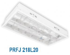 Máng đèn led âm trần 2x10w PRFJ 218L20