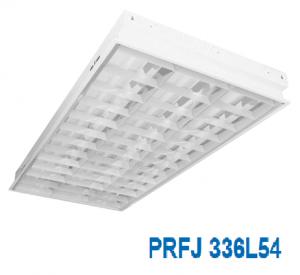 Máng đèn led âm trần 3x18w PRFJ 336L54