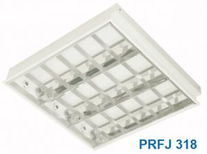 Máng đèn huỳnh quang âm trần 3x18w PRFJ 318