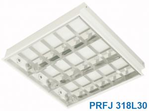 Máng đèn led âm trần 3x10w PRFJ 318L30