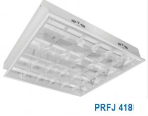 Máng đèn huỳnh quang âm trần 4x18w PRFJ 418