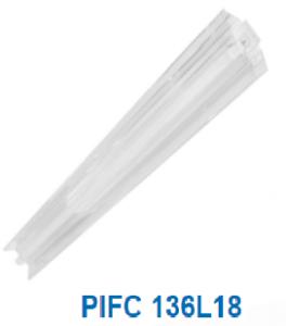 Đèn vòm phản quang 1x20w PIFC 136L18