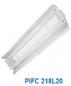 Đèn vòm phản quang 2x10w PIFC 218L10
