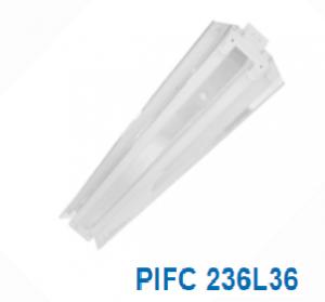 Đèn vòm phản quang 2x20w PIFC 236L36