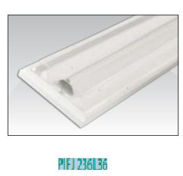 Đèn phòng sạch 2x18w PIFJ 236L36