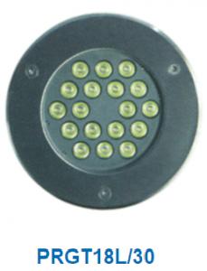 Đèn led âm sàn 18w PRGT18L/30