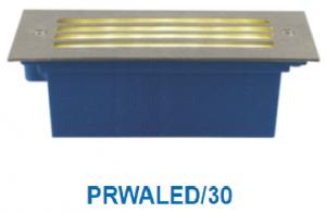 Đèn sân vườn 3w PRWALED/30