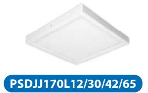 Đèn led downlight gắn nổi 12w PSDJJ170L12/30/42/65