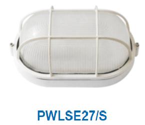 Đèn gắn tường led 9w PWLSE27/S