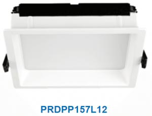 Đèn led downlight gắn âm 12w PRDPP157L12