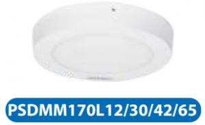 Đèn led downlight gắn nổi 12w PSDMM170L12