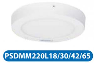 Đèn led downlight gắn nổi 18w PSDMM220L18